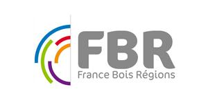 Logo France Bois Région (réseau).